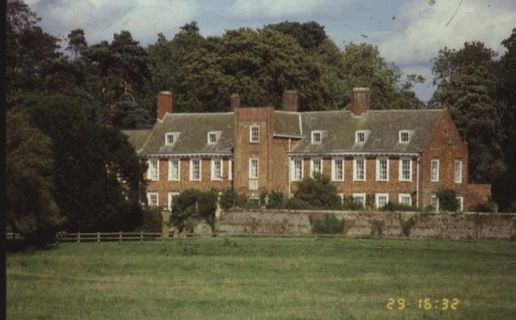 Harrington Hall Is A Red Brick Country House In Lincolnshire Built The Late 17th C Wikipedia