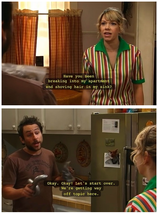 Pin by Charlie on Charlie Day Quotes   Charlie always sunny ...