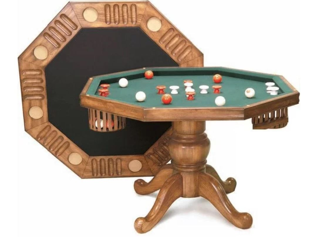 5 Pool Table With Bumpers In The Middle Options That You Ll Love