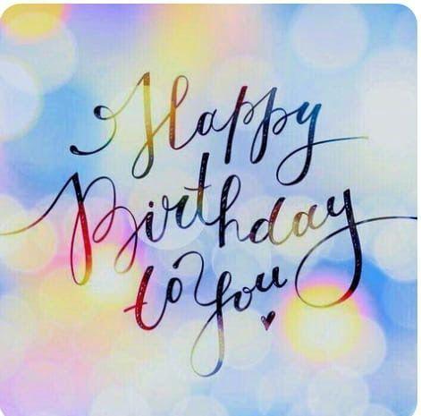 Happy birthday to you #happybirthdayquotes