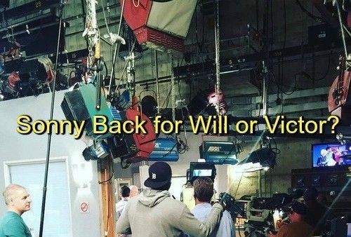 Days Of Our Lives Spoilers Sonny Back For Ailing Victor Or Will S