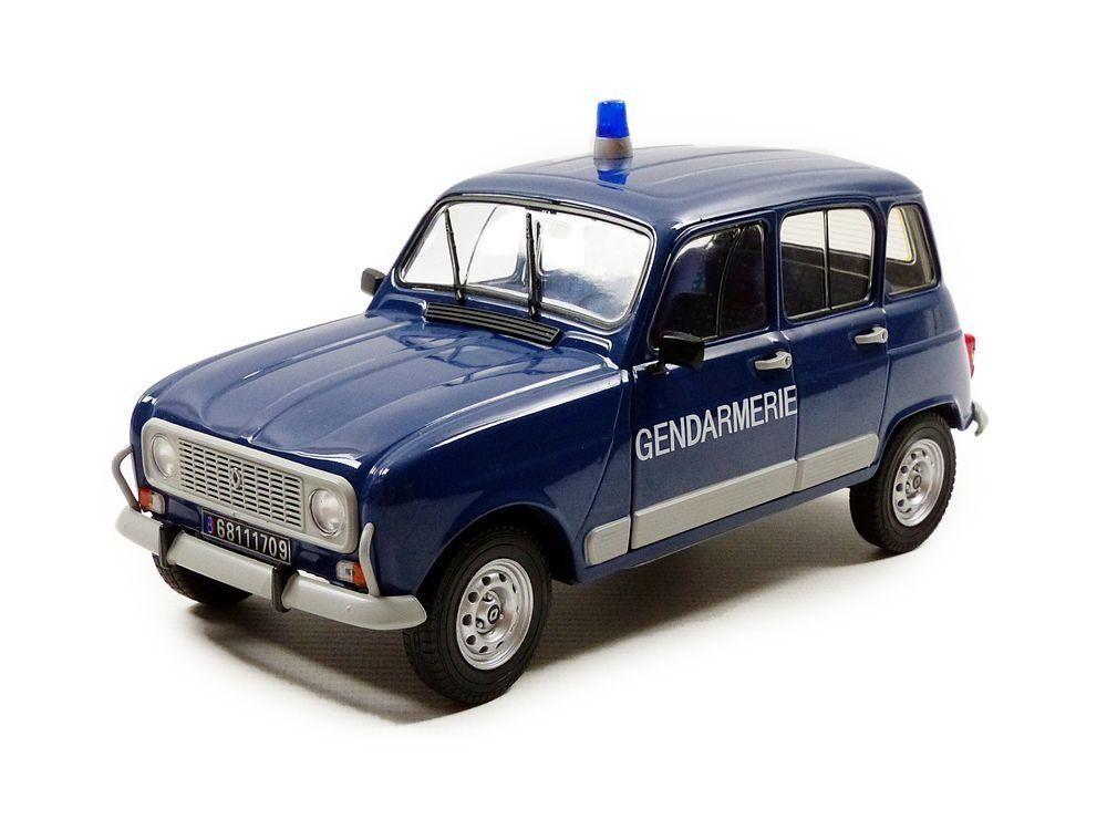 Modèle Véhicule Gendarmerie Solido À Miniature 1978 L'échelle 118 0wP8knNOX
