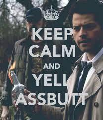 Cas and.... assbutt :)