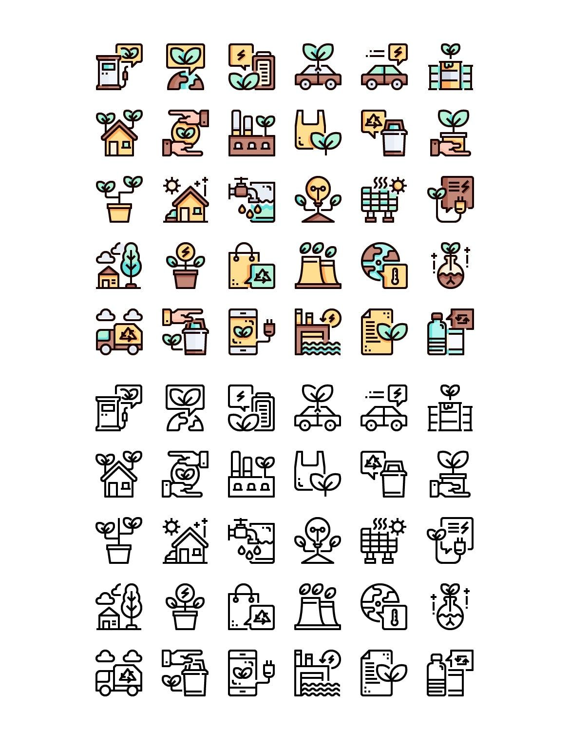 30 Dental Care Icon set by Justicon on Icon set, Dental