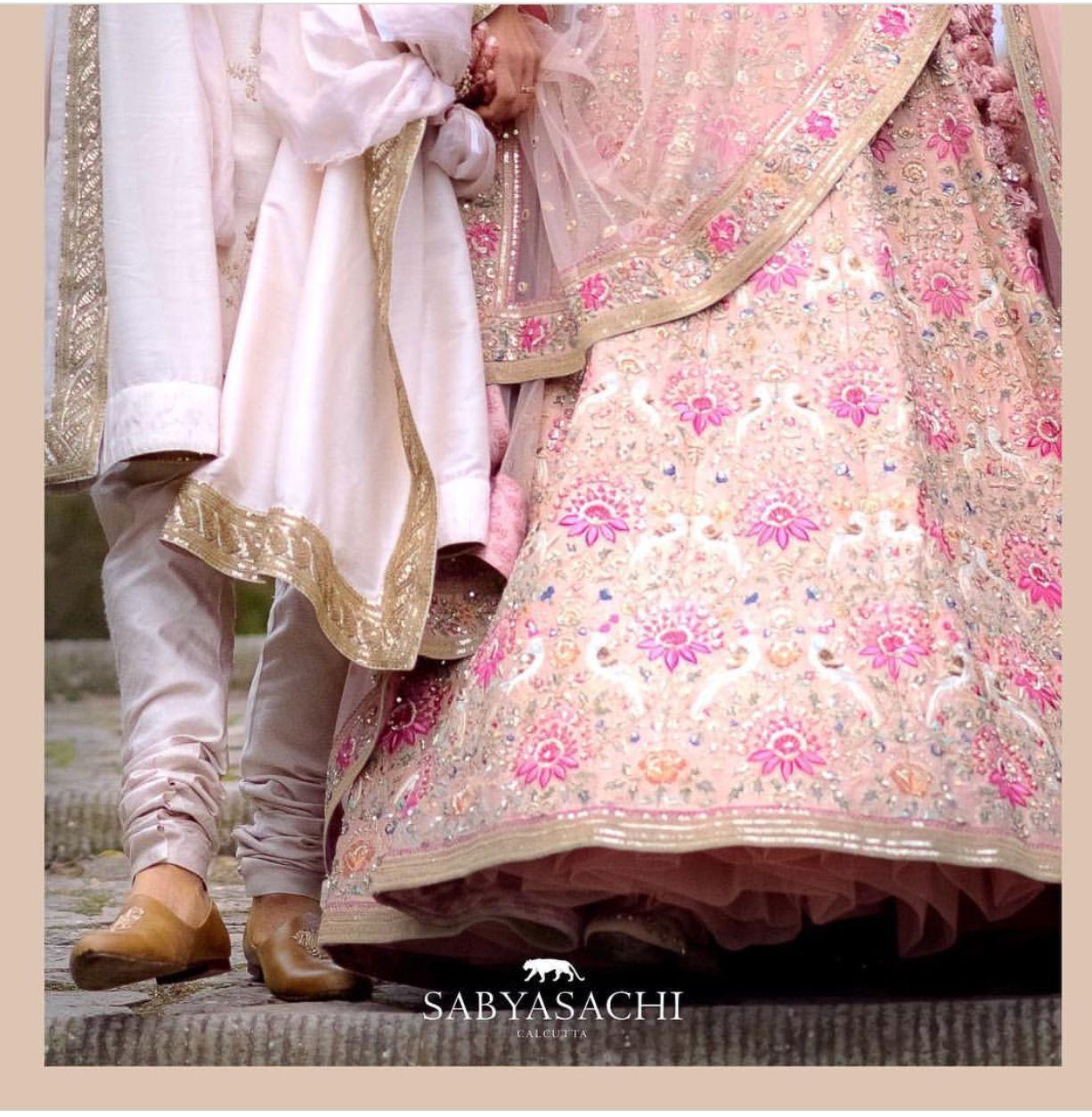 Sabyasachj Bridal Lehenga On Anushka Sharma.. Beautiful