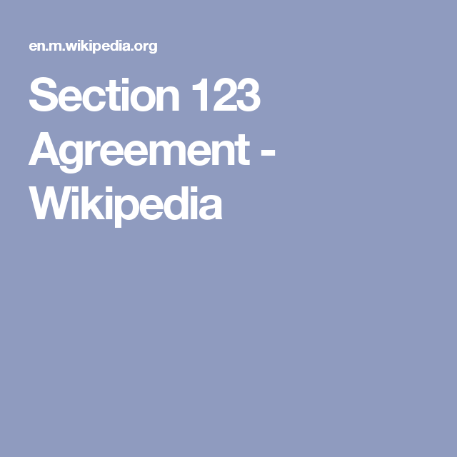 Section 123 agreement wikipedia issues hillary rodham clinton section 123 agreement wikipedia platinumwayz