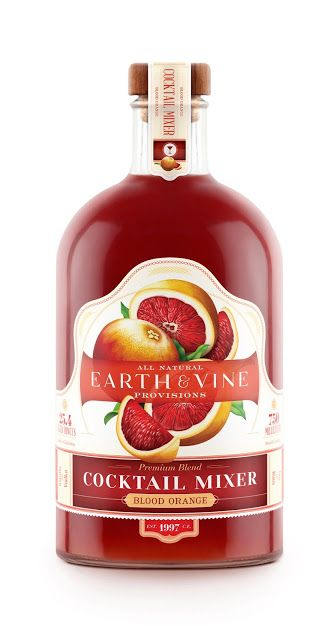 Cocktail Mixers on Packaging of the World - Creative Package Design Gallery