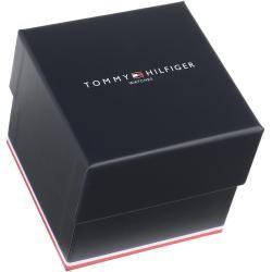 Tommy Hilfiger Men Multifunctional Watch Bank Blue in blau Uhr für Damen Tommy Hilfiger
