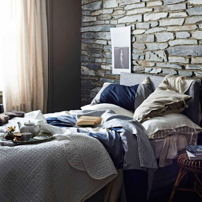 Faux Exposed Rock Wall | Place Grey Wall Paper On Walls, With Polymer Clay  (or Large Wood Chips) Paint To Appear As Rocks. Glue The Fake Rocks To The  ...