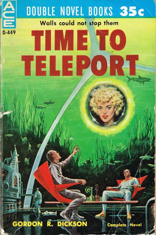 Image result for time to teleport pulp cover""