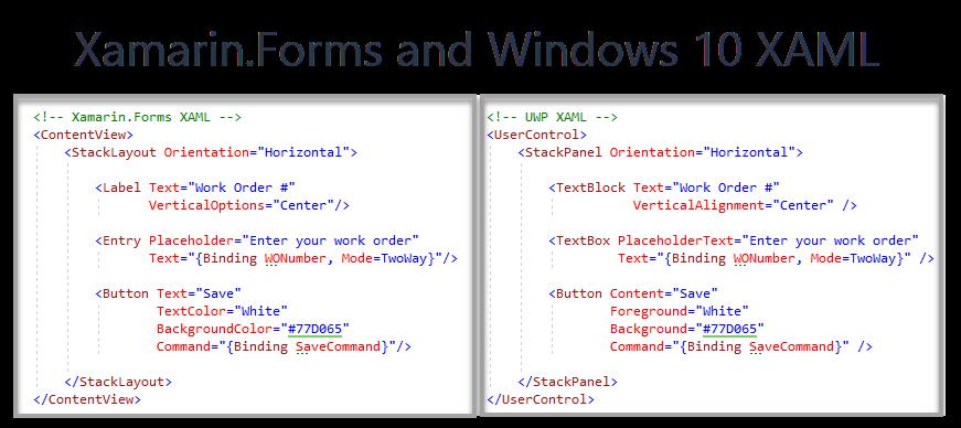 Microsoft Introducing #XAML #Standard and # NET #Standard