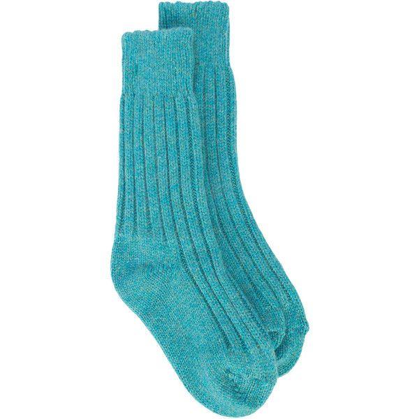 Grey Cashmere Yosemite Socks The Elder Statesman Cheap Sale Purchase Free Shipping Marketable Clearance Shop Offer Clearance Nicekicks YV1YTupQH