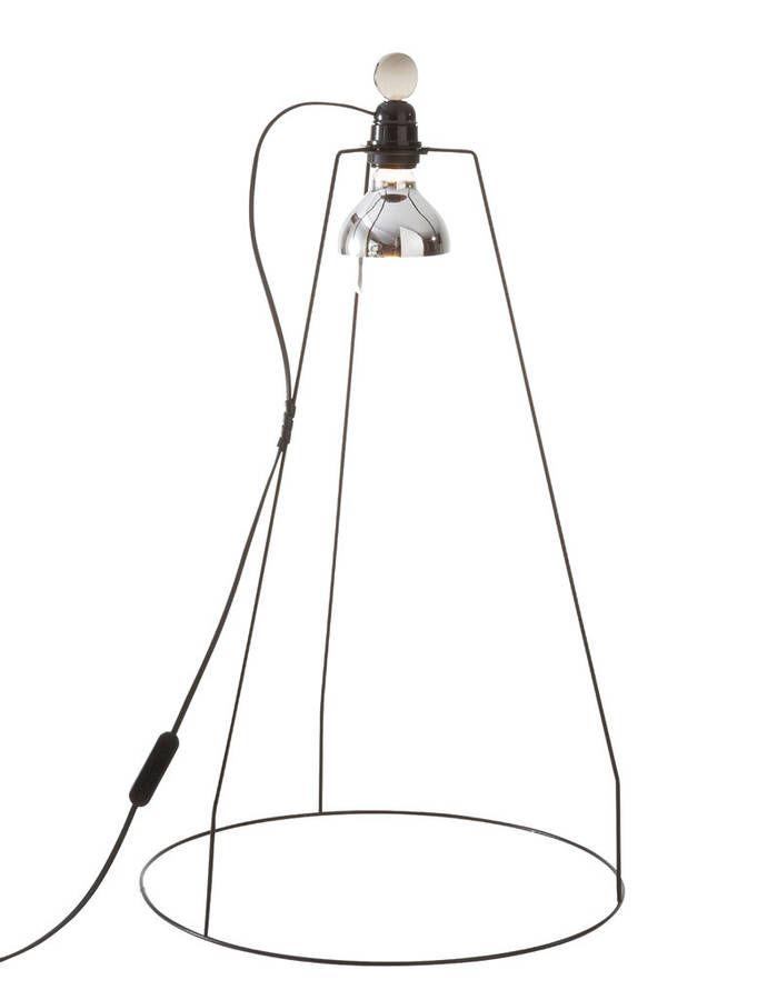 50 lampes objets pour s'éclairer avec style Elle