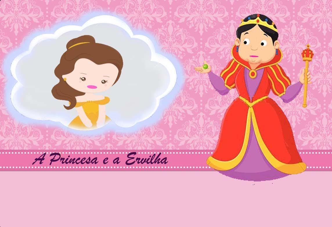 A Princesa E A Ervilha Portugues 4º Ano Historias Poemas