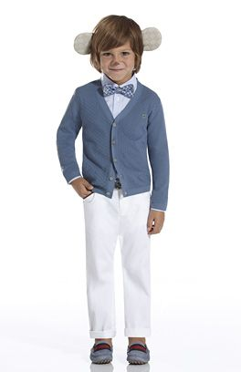 5dbef7d41938 Gucci boys (2-12 years) cardigan & bow tie | Child Style | Kids ...