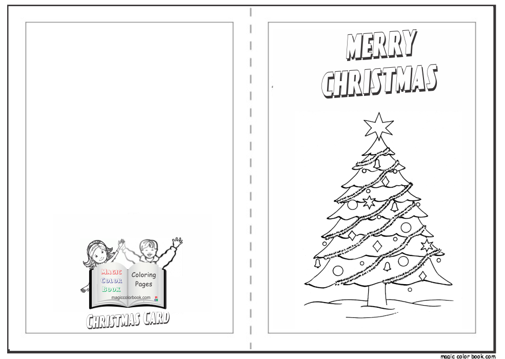 Printable Christmas Card Coloring Pages Christmas Card Template Printable Christmas Cards Christmas Coloring Cards
