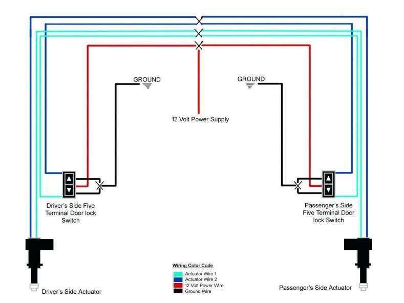 2000 S10 Blazer Driver Door Wiring Diagram