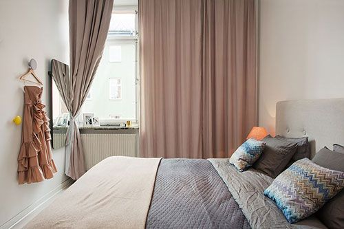 Mooie slaapkamer gordijnen | Interieur inrichting | Sssssst we are ...