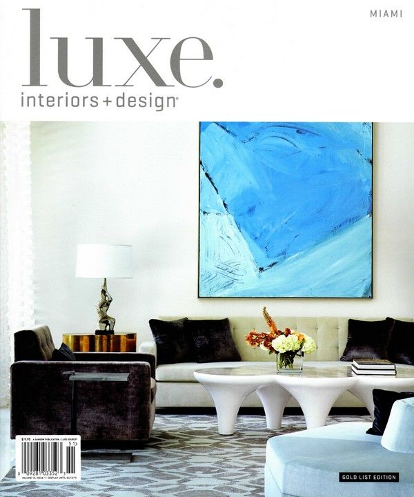 top 25 interior design magazines that you can find in florida rh pinterest com