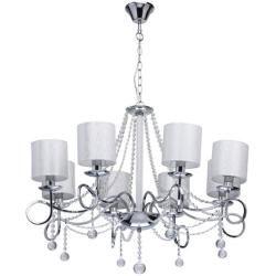 Photo of Chandelier 8 lights elegance