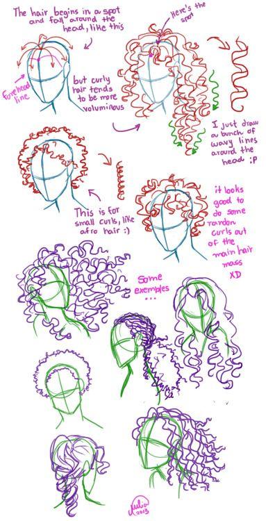 hair tutorial oodles of doodles