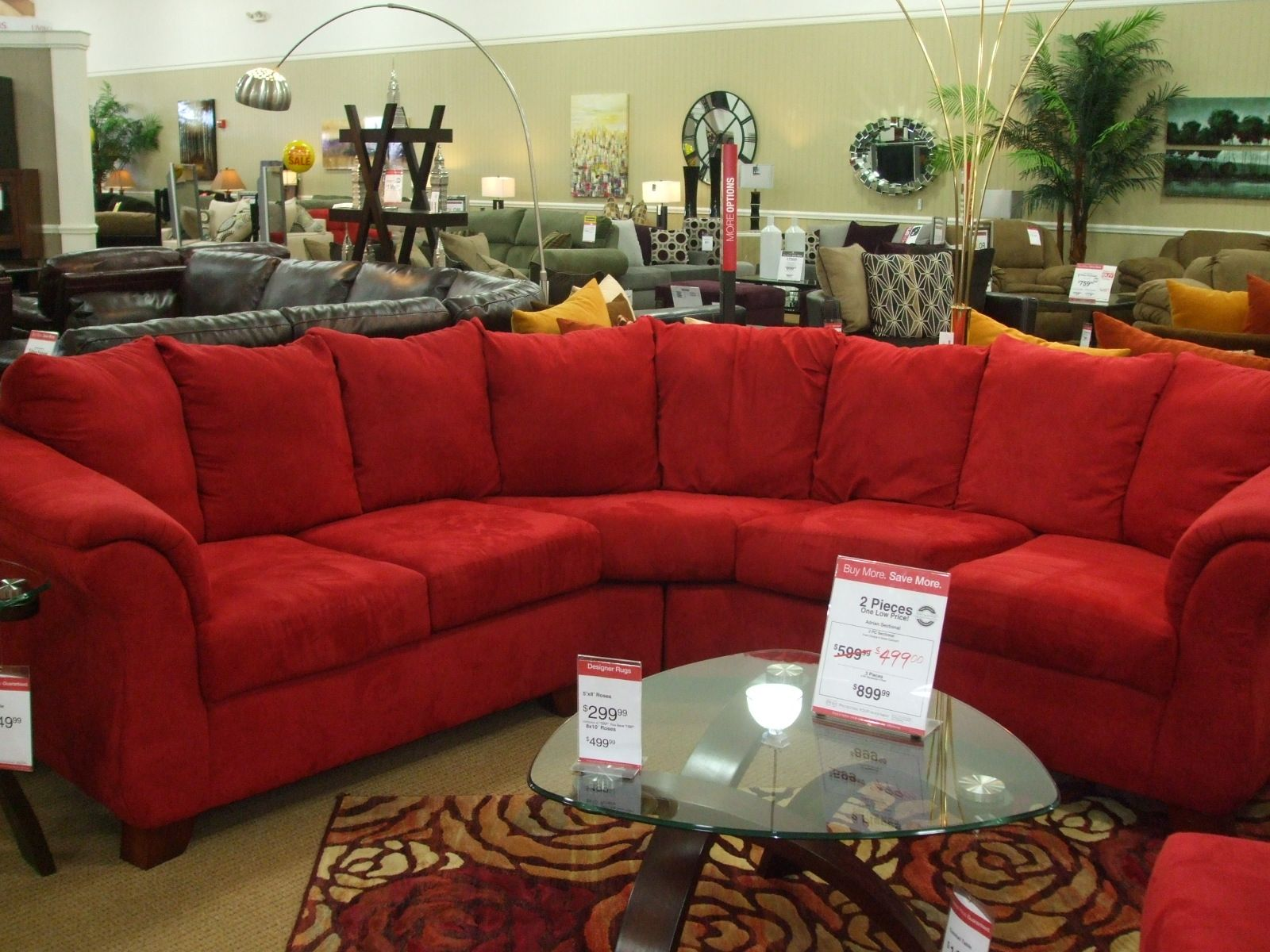 Value City Sectional Sofa Best Collections Of Sofas And Couches