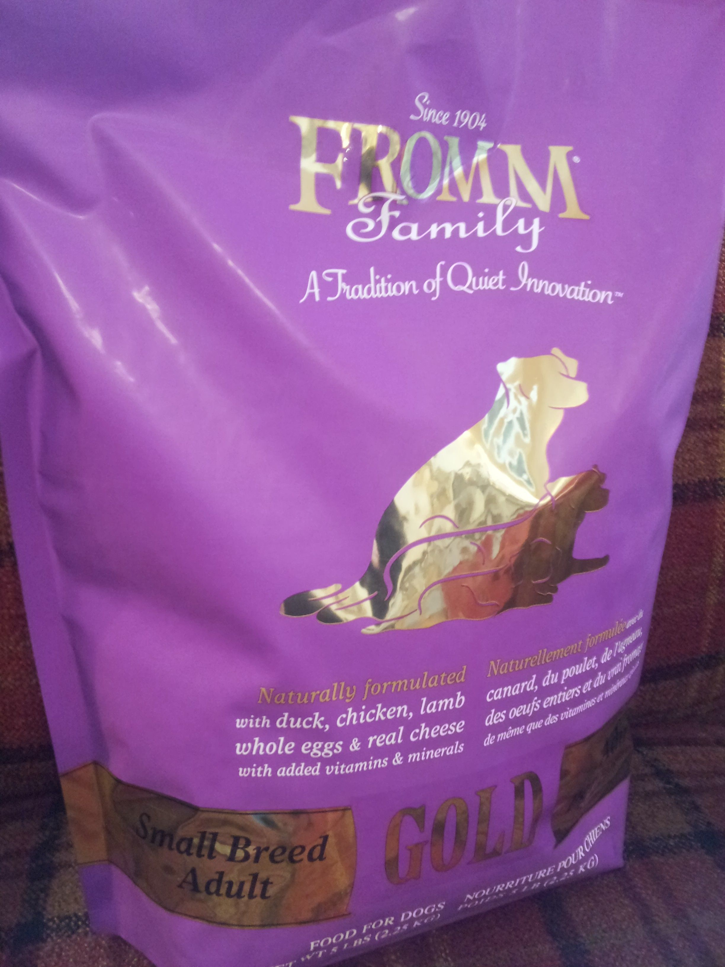 Fromm Gold - Small Breed Adult | Natural Dry Dog Foods at