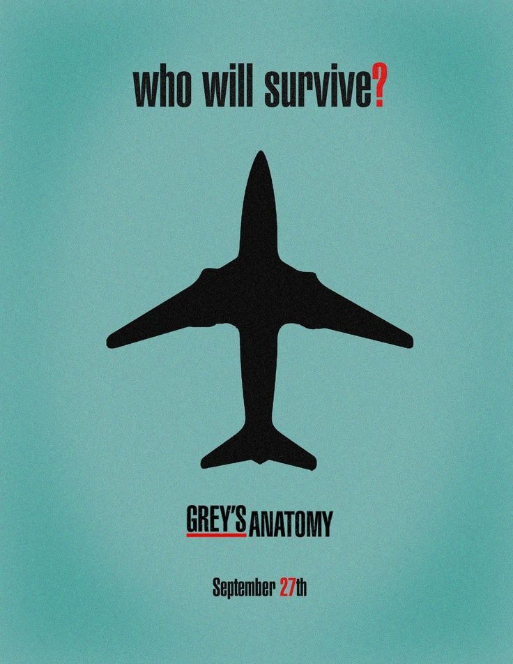 Grey\'s Anatomy Minimalist Poster Serie Tv Show | Design Project in ...