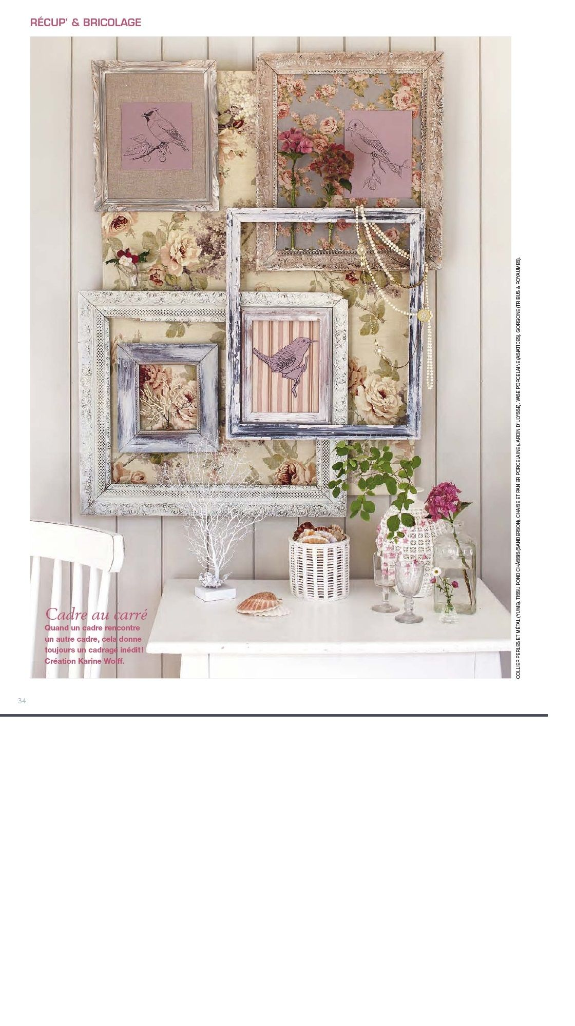 Marie Claire Idees Nº 91 Shabby Shabby Chic