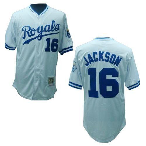 075405e0a7a ... kansas city royals bo jackson 16 home throwback jersey products  pinterest bo jackson kansas city roy