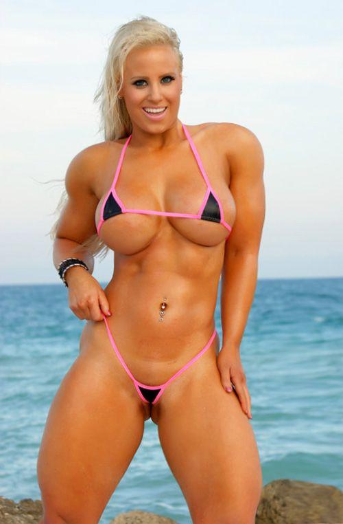 bikini megan pics avalon