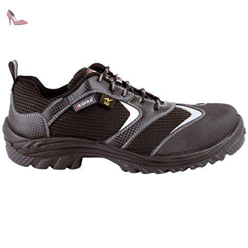 Cofra 33050-003.W40 Chaussures de s/écurit/é Euclide O2 SRC Fo Taille 40 Noir