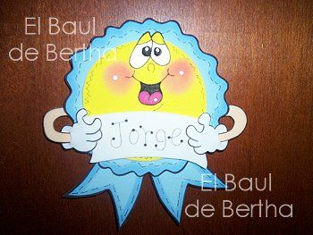 ✿.。.:* BERTHA MANUALIDADES *.:。✿: MeGa DisTinTivOs EscoLareS ♥
