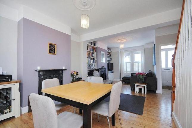 2 Bedroom Terraced House For Sale In Sunnydene Street Sydenham London Open Plan Living Room Living Room Knock Through Victorian House Interiors