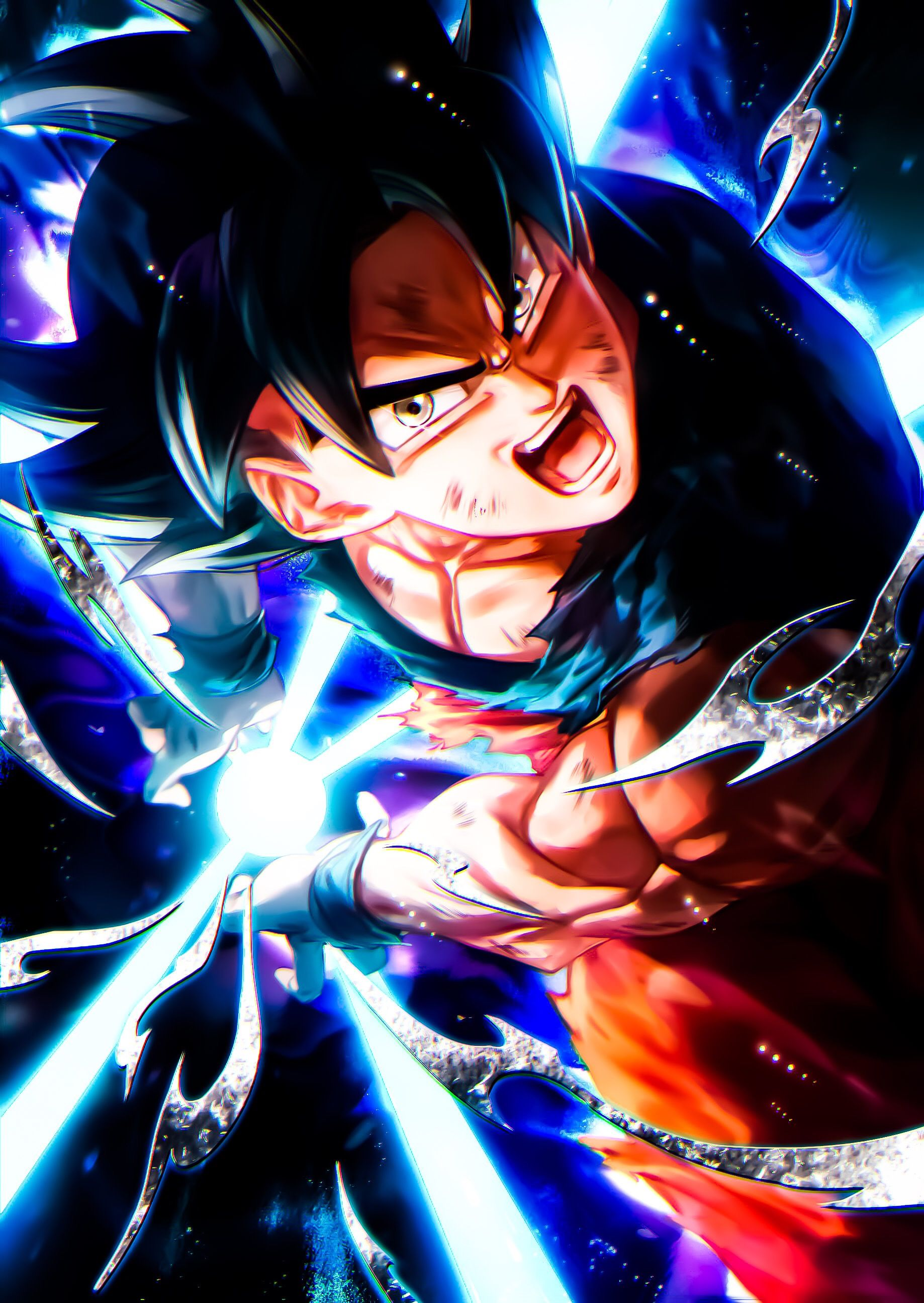 Ultra Instinct Sign Kame Hame Haaa Anime Dragon Ball Super Dragon Ball Artwork Anime Dragon Ball