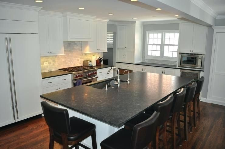 Formica Basalt Slate Black Scovato Finish Kitchen Remodel Slate