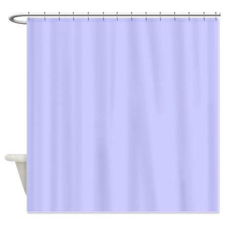 Periwinkle Blue Shower Curtain By The Shower Curtain Pink Shower