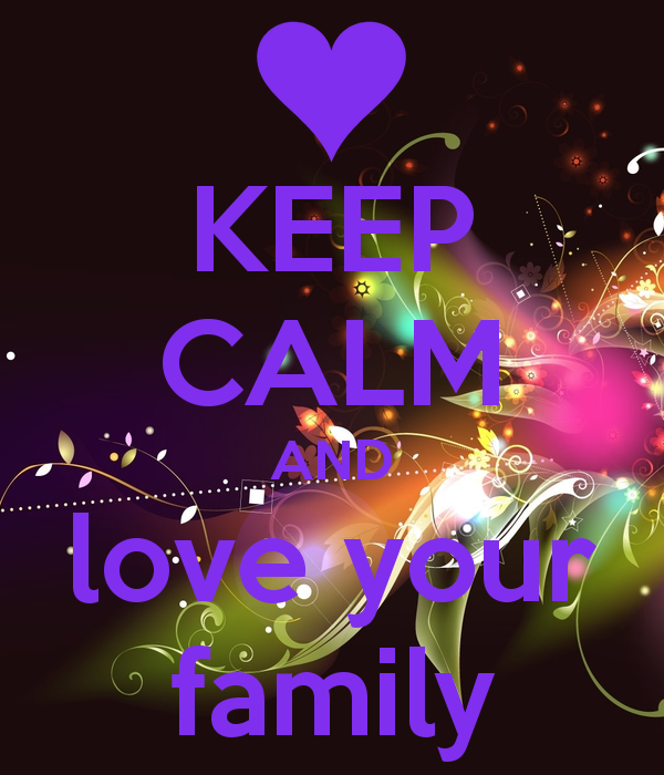 Love ur family