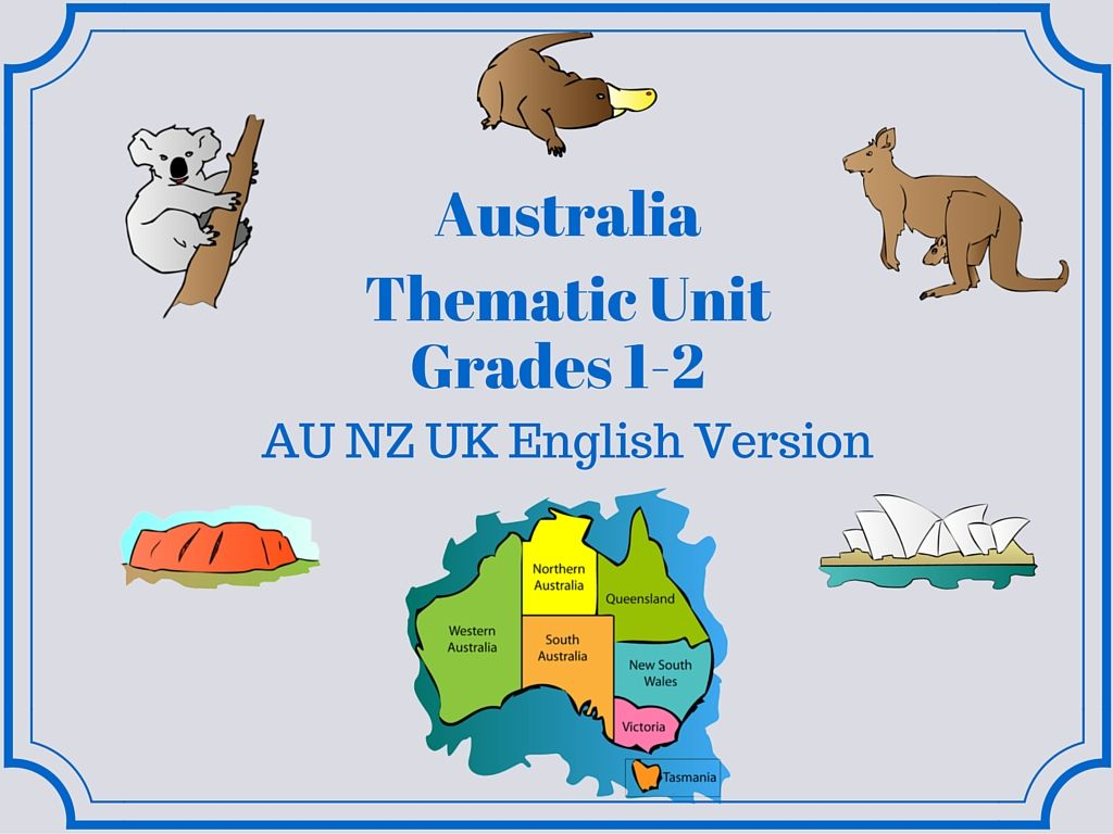 Au Nz Uk English Version Suitable For Grades 1 2