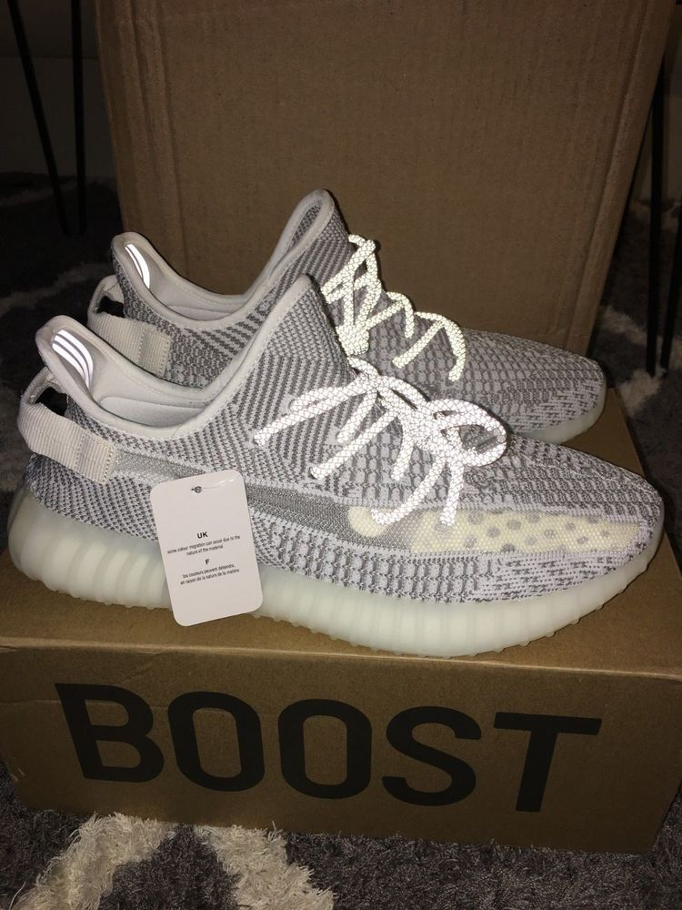 New with tag and box YEEZY BOOST 350 V2 Static US Men Size