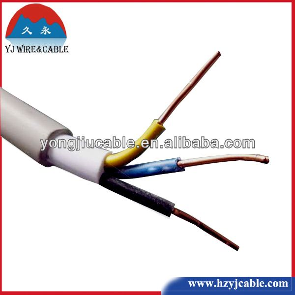 3 Core 4mm Flexible Cable Multicab Electric Wire Price Electric ...