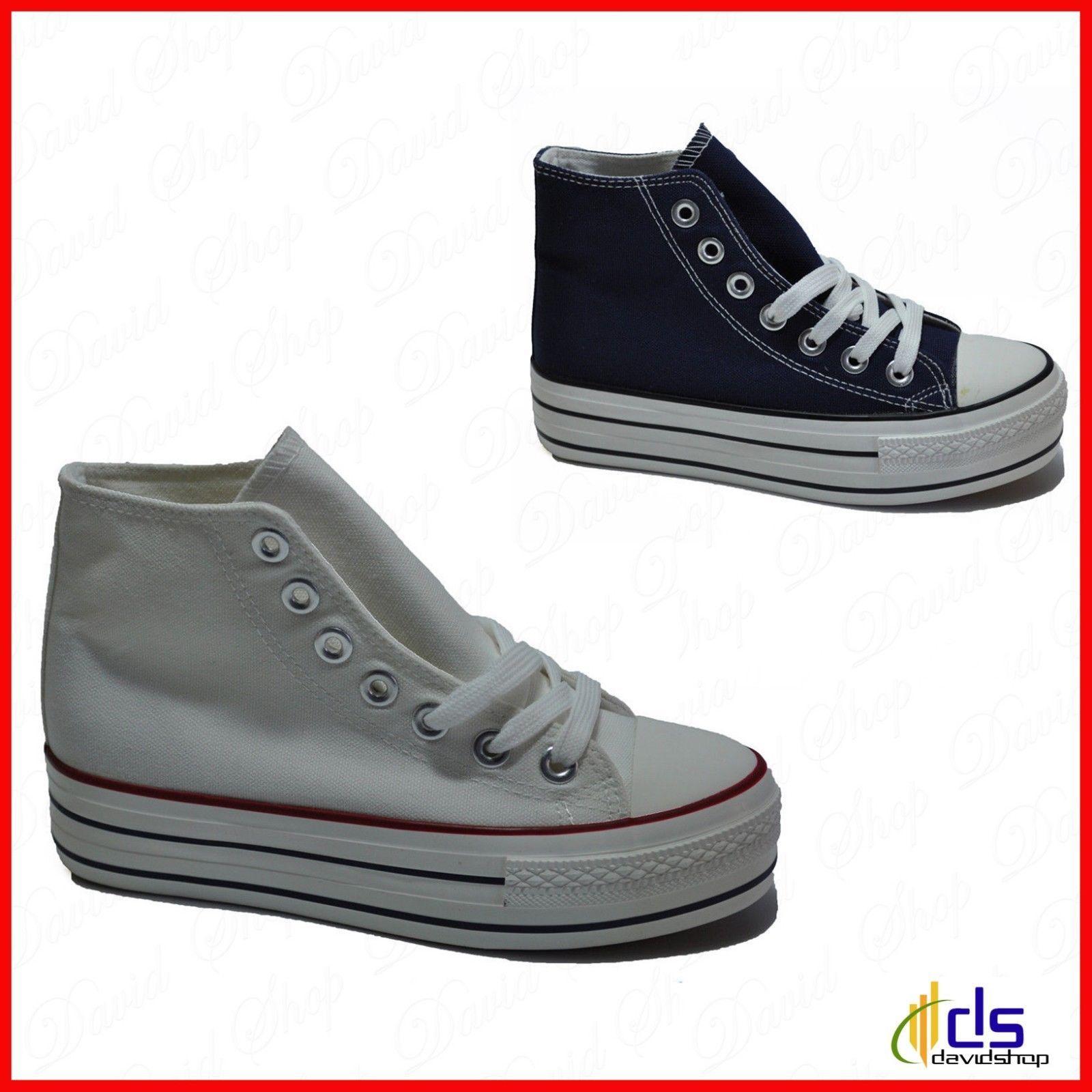 scarpe tela donna adidas