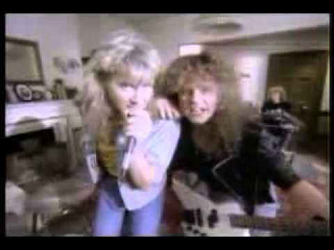 Def Leppard Pour Some Sugar On Me With Images 80s Music