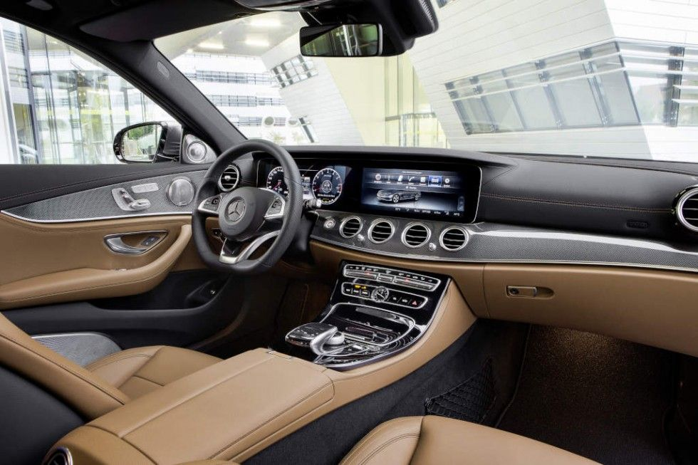 2017 Mercedes Benz E Cl Next Level Interior Design Photo Gallery Kle Limousine W