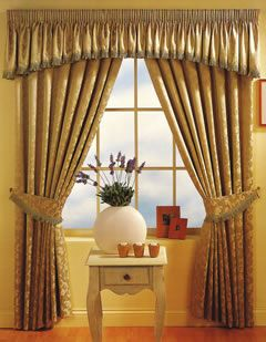 The Best Way to Make Curtains with Attached Valances Curtains