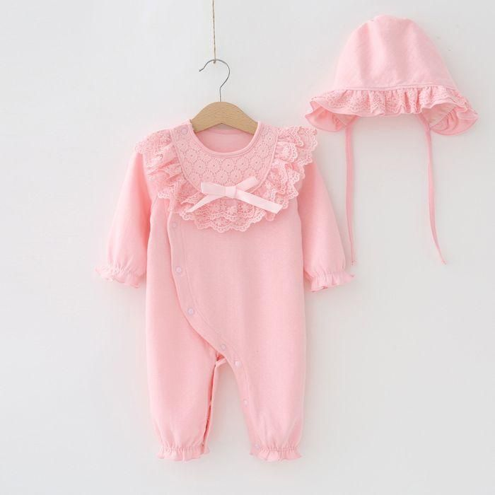 dc0b80ebcfb alooughe Baby Spring And Autumn jumpsuit jump suit rompers romper