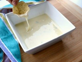 Do you or your kids love the white queso served at your favorite Mexican Restaurant? This queso dip is perfect for Cinco de Mayo, Taco Tuesday, or your next get-together!...
