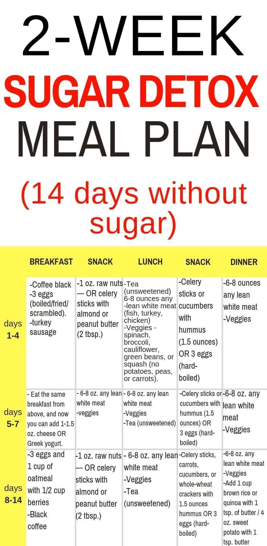 Photo of 2 Week Sugar Detox Meal Plan – 2 Week Sugar Detox Meal Plan – # 2week …
