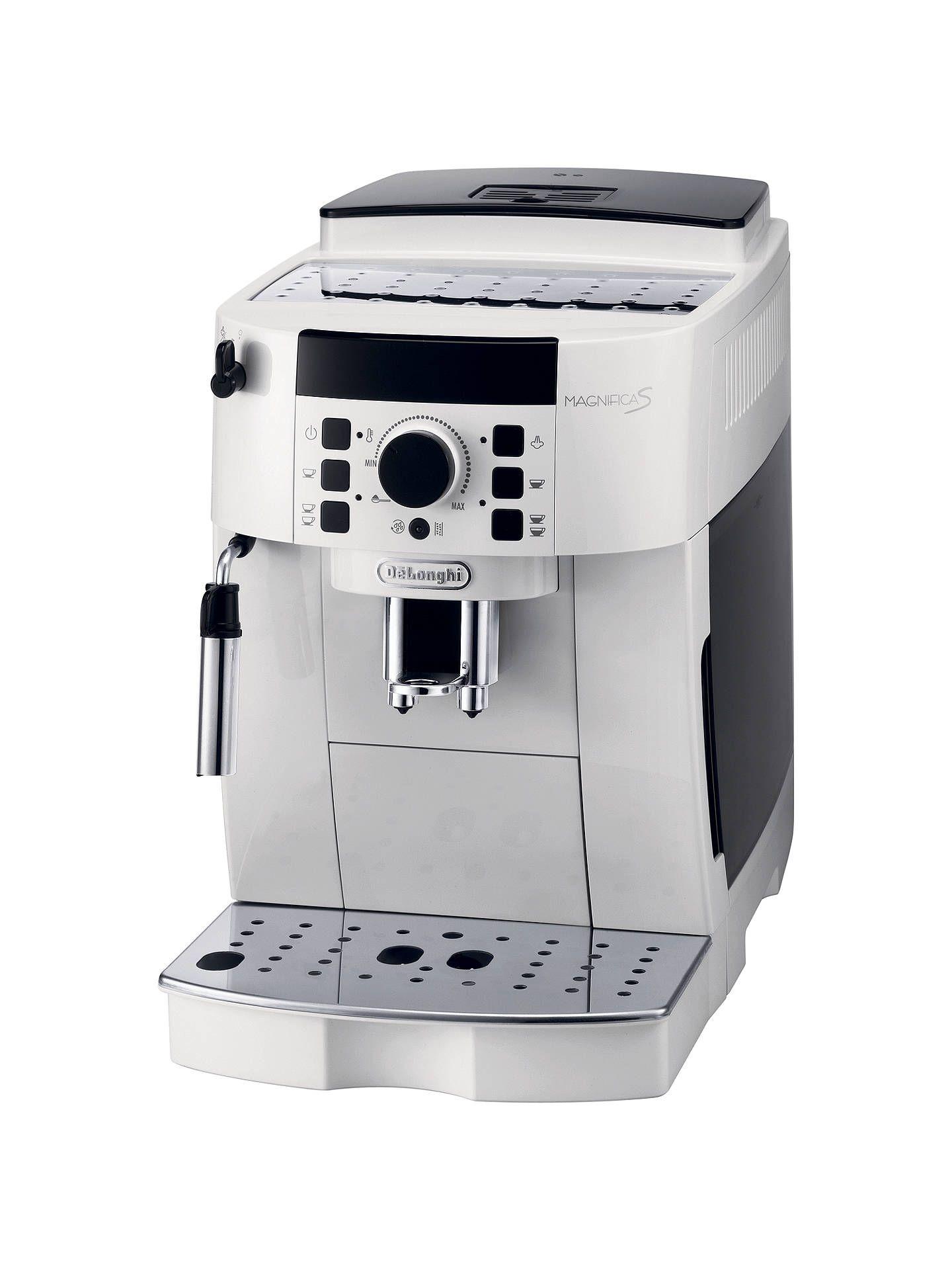 De'Longhi Magnifica ECAM21.117.W BeantoCup Coffee