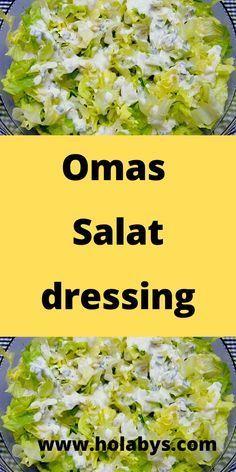 Omas Salatdressing - holabys